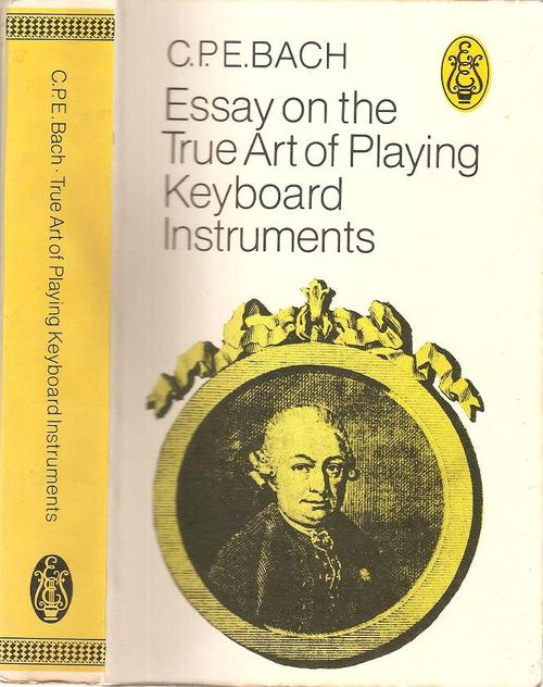 essay on the true art of keyboard playing