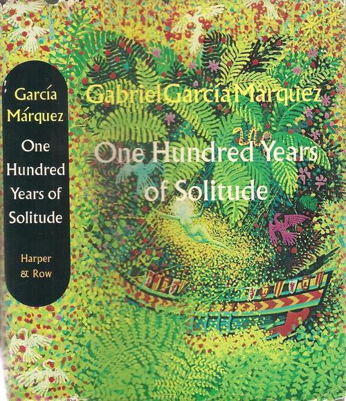 Classic fiction one hundred years of solitude by gabriel garcia