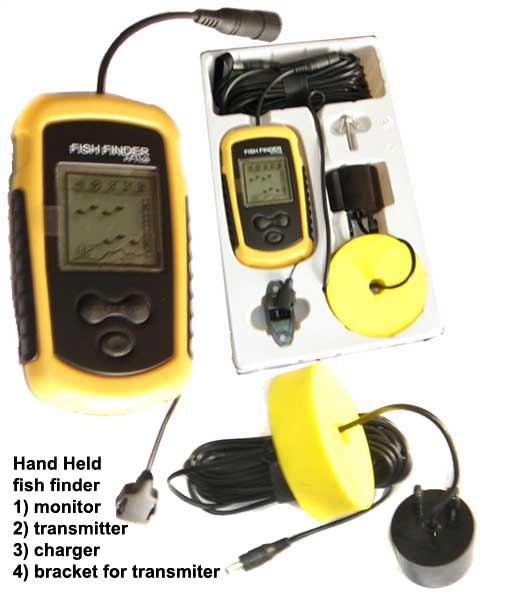 Other fishing portable fish finders for sale lcd for Fish finder sale