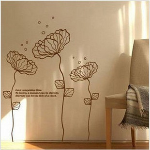 Other Crafts very pretty Home decor wall stickers pvc
