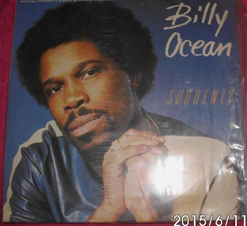Other Tapes Lps Amp Other Formats Billy Ocean Suddenly