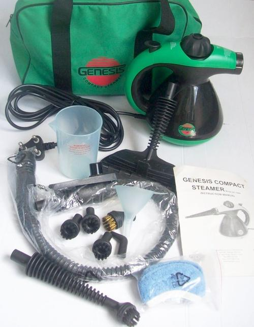 Genesis Jet Steam Cleaner Manual