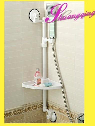other bathroom plastic bath corner shelf with shower. Black Bedroom Furniture Sets. Home Design Ideas