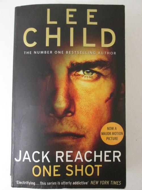 One Shot Jack Reacher, No. 9