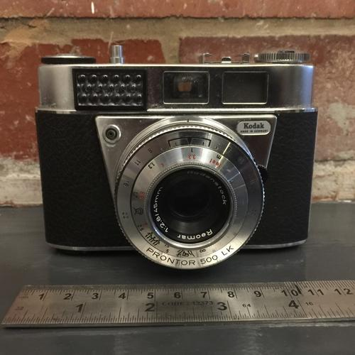 Kodak retinette 1a istruzioni