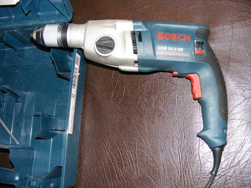 drills bosch gsb 20 2 re professional was sold for on 16 aug at 21 01 by nicosmith in. Black Bedroom Furniture Sets. Home Design Ideas