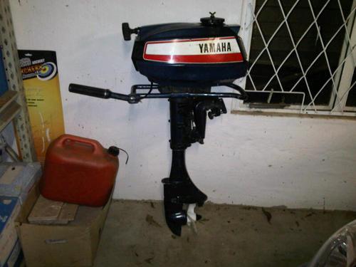 Boat motors 5 hp yamaha for sale short shaft 2 stroke for Yamaha 2 hp outboard motor for sale