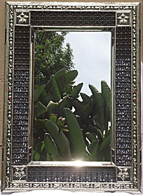 Frames mirrors handmade moroccan imported detailed for Miroir 140 x 100