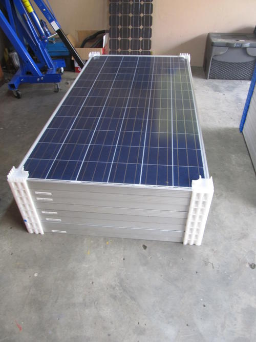 Solar Panels 2 5 Kw Per Day Solar System Was Listed For
