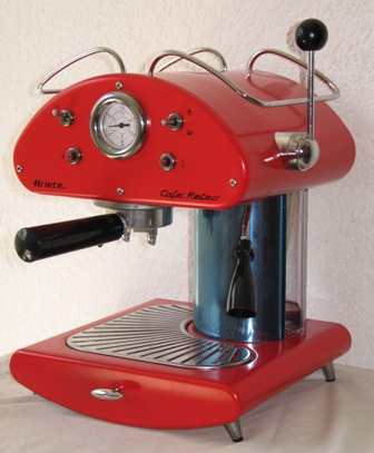 Ariete Retro Coffee Machine