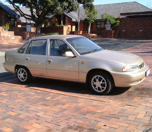 Daewoo  S  E  W  For R23 000 Only Was Listed For R23 000
