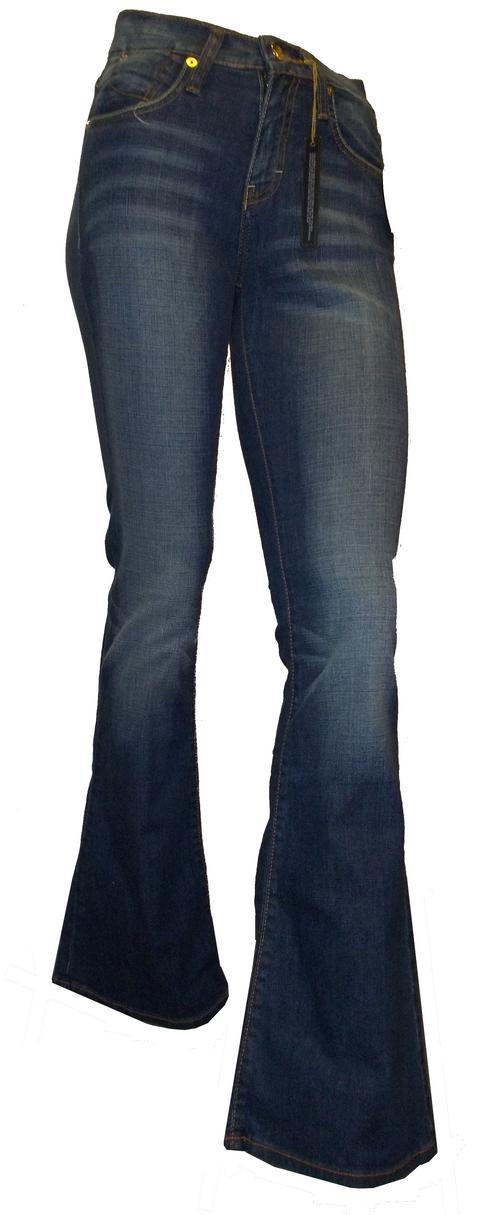 Find a great selection of flare and wide leg jeans for women at celebtubesnews.ml Shop by rise, wash, waist size, color and more. Free shipping & returns.