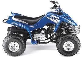 quad bikes yamaha raptor 80 2004 model like new was