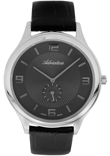 s watches adriatica swiss made mens was sold