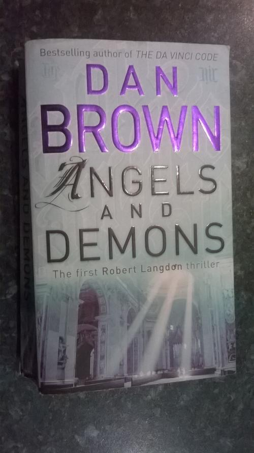 a review of dan browns thriller angels demons Angels and demons, a 2000 bestselling novel by certainly one of the best thriller cognoscentes, dan brown, is a fulfilling package of a stupendous thriller and a mind-gripping mystery the.