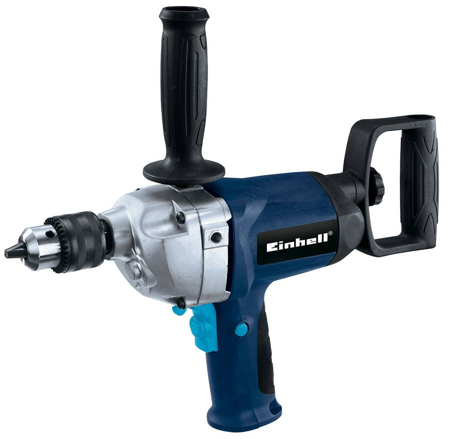 Drill Morter Mix : Drills new einhell w hand drill and paint mortar