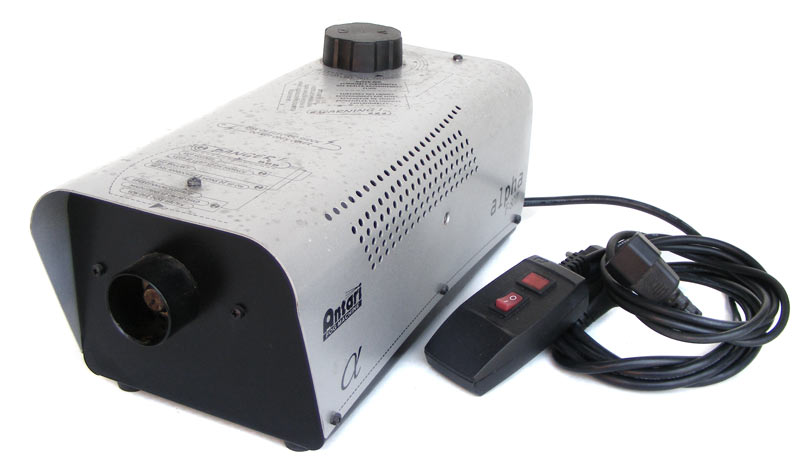 antari f80z fog machine