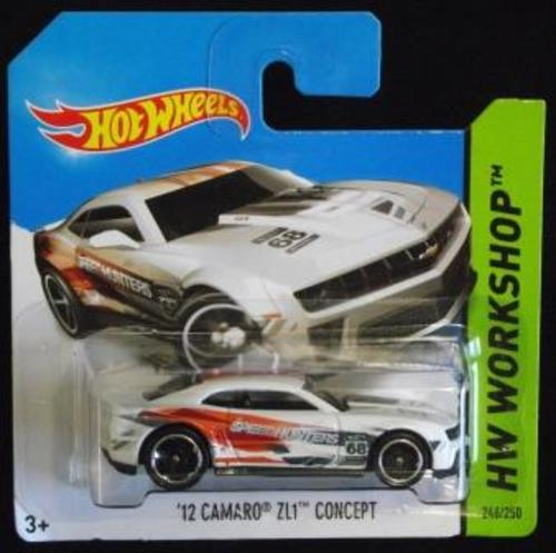 models hot wheels 39 12 camaro zl1 concept for sale in standerton id 220896646. Black Bedroom Furniture Sets. Home Design Ideas