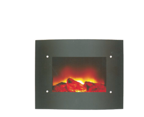 heaters goldair wall mount fireplace heater was sold for