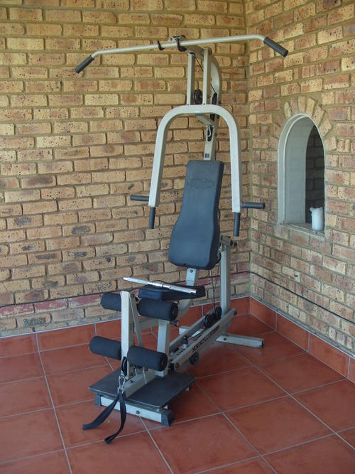 Exercise machines for debbles