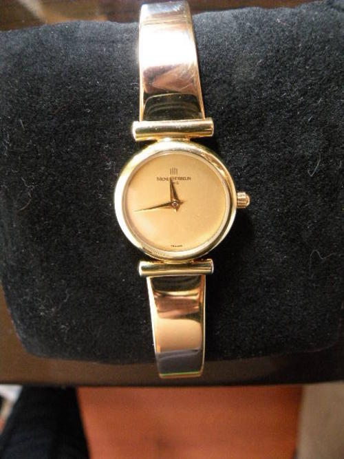 Women S Watches Michel Herbelin Ladies Gold Bracelet