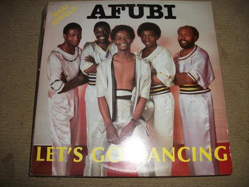 Afubi Lets Go Dancing
