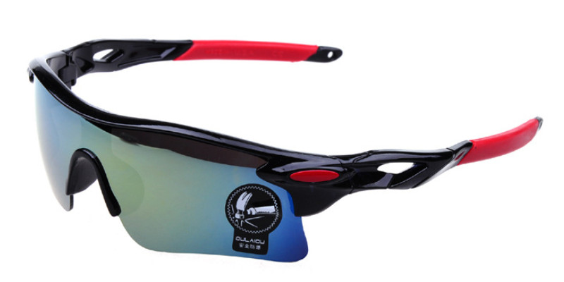 Glasses Frame Hurt Ears : Other Cycling - REFLECTIVE DARK GLASSES - Black Frame/Red ...