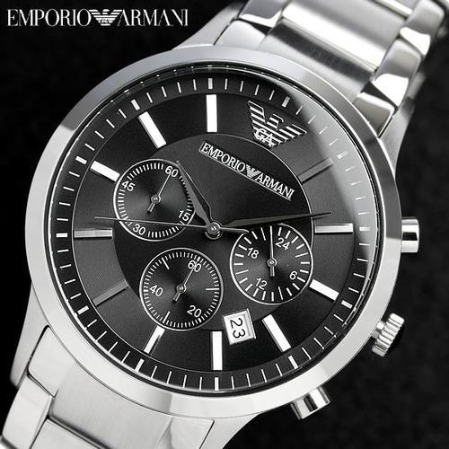men 39 s watches emporio armani men 39 s ar2434 great. Black Bedroom Furniture Sets. Home Design Ideas