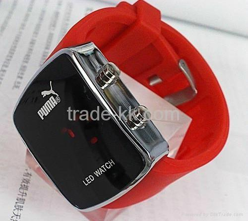 mens watches puma led watch was sold for r6100 on 15