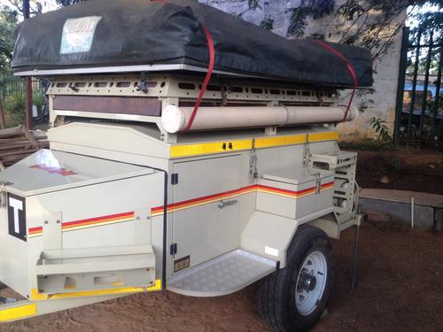 Wonderful Venter Camping Trailer For Sale Wierdapark  Olxcoza