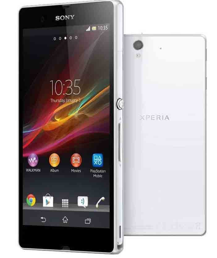 Sony Xperia Z1 Compact User Manual - User Manual