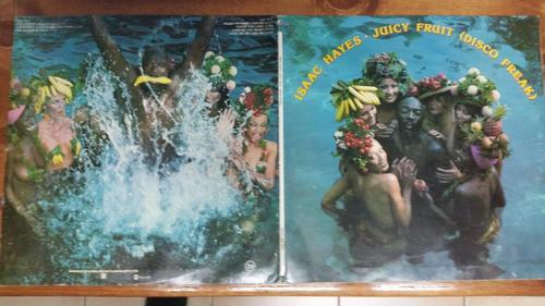 Isaac Hayes Juicy Fruit Disco Freak