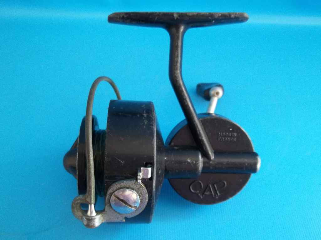 Reels vintage mitchell 305 cap made in france fishing for Old mitchell fishing reels