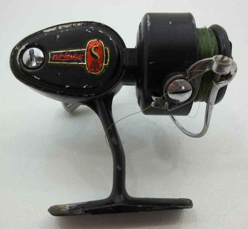 Reels vintage mitchell 309 prince spinning reel was for Old mitchell fishing reels