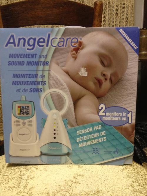 monitors angelcare baby monitor with sensor pad was sold for on 28 mar at 19 02 by. Black Bedroom Furniture Sets. Home Design Ideas