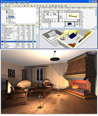 Sweet Home 3d Interior Design Software Kapodown
