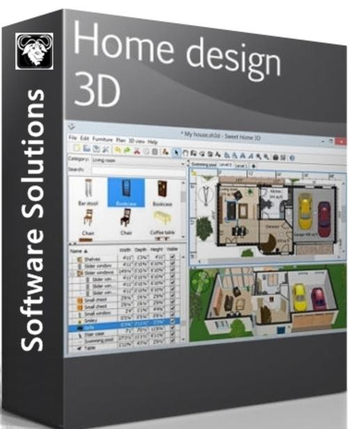 Home Design 3D Graphics CAD Interior Design