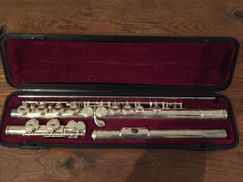 Woodwind harmonicas yamaha student flute for sale in for Yamaha yfl225s flute sale