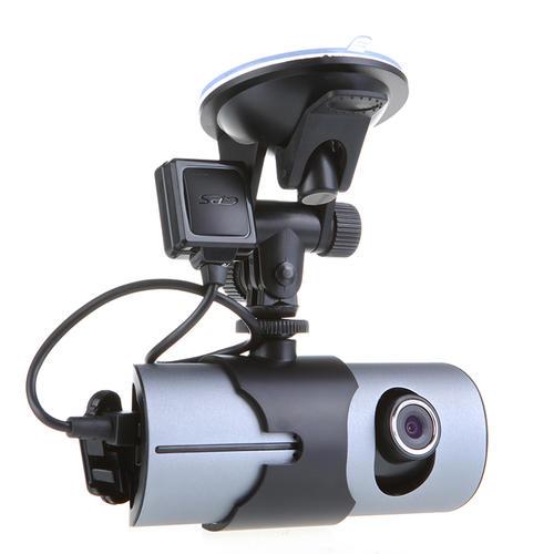 other gps navigation dual lens front rear camera dvr car vehicle dash dashboard gps logger. Black Bedroom Furniture Sets. Home Design Ideas