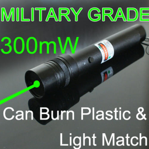 Laser Pointers Military Grade Ultra Powerful 300mw 532nm