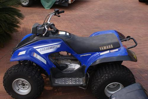 quad bikes yamaha breeze 125cc automatic quad bike was listed for r9 on 7 nov at 20 02. Black Bedroom Furniture Sets. Home Design Ideas